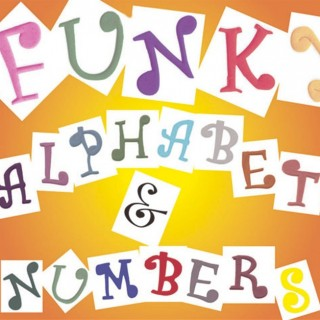 FMM Funky Alphabet and Number Set