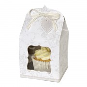To Have And To Hold Cupcake Box Small