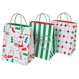 All wrapped up Medium Gift Bag