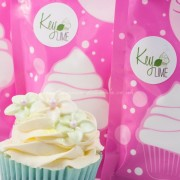 Key Lime Icing Sugar