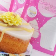 Lemon Drizzle Icing Sugar