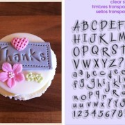 Sams Cupcakes Rubber Stamps