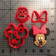 Minnie Mouse Cutter