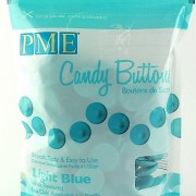 PME Blue Candy Buttons