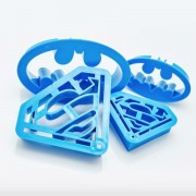 Superman Batman Cutters