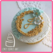 Katy Sue Floral Circle Mould..