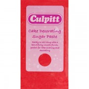 Culpitt Sugar Paste Red
