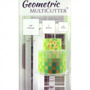 PME Geometric Multi Cutter Square Set of 3